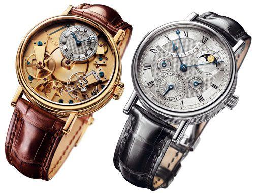 Купить часы Breguet Брегет в СПб