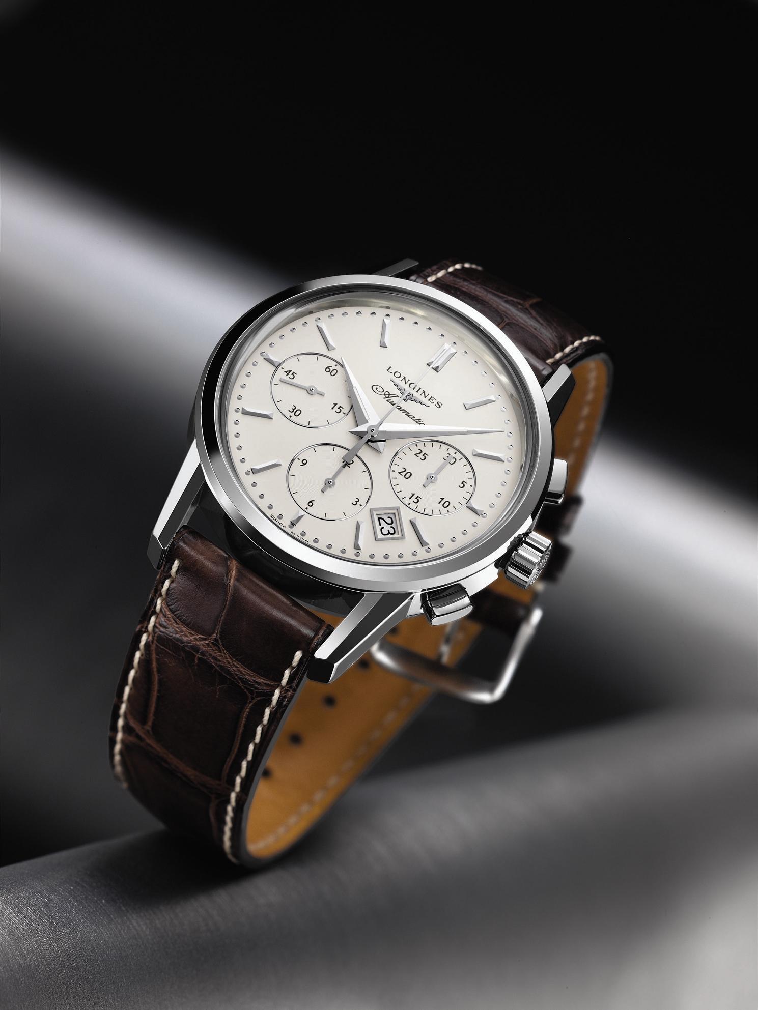 Часы Longines Аutomatic - фото, отзывы о модели, цены в СПб