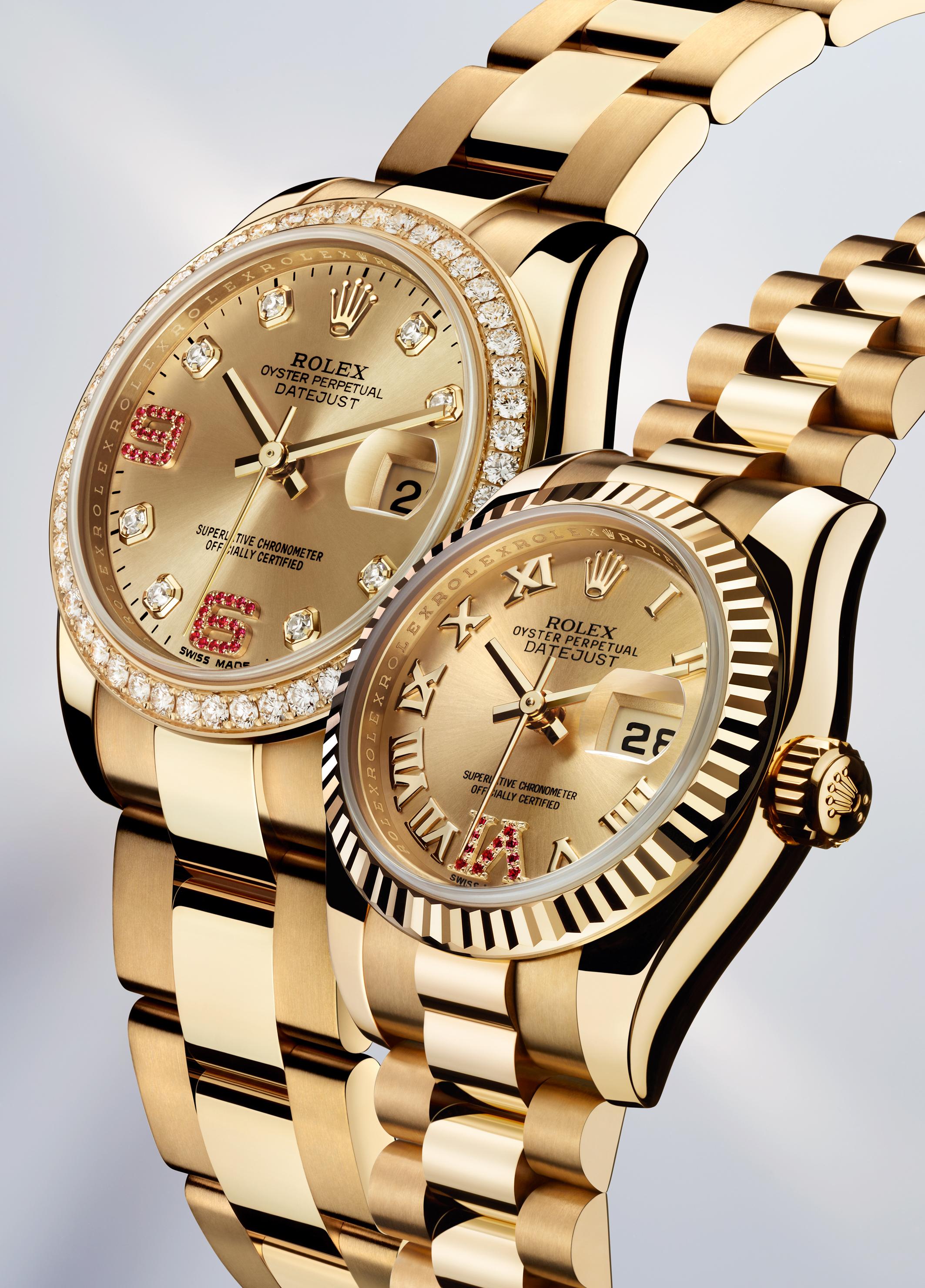 Фото часов ролекс женские