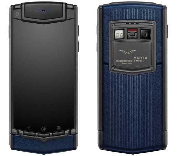 Мобильные телефоны класса люкс