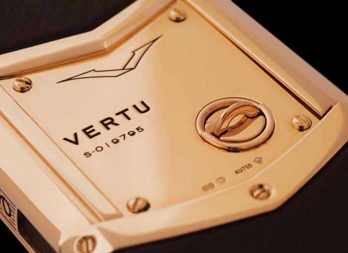 Мелодии Vertu Signature