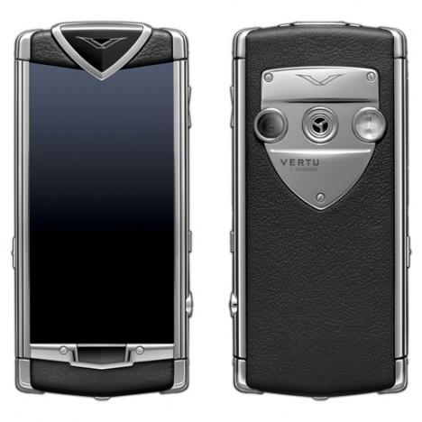 Vertu Constellation Touch Black бу