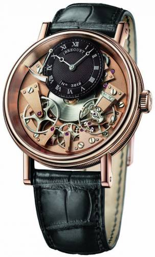 Breguet Tradition 7057BR-R9-9W6