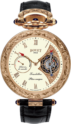 Bovet Amadeo Fleurier Grand Complications 44 7-Day Tourbillon AIT7003-G12346