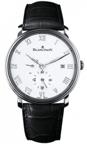 Blancpain Villeret Ultra-Slim Hand-Winding Small Seconds Power Reserve 6606-1127-55B