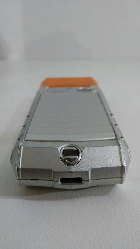 Vertu Ascent X2010 Aluminium Orange Rubber