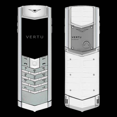 Новая модель - Vertu Signature S Design Ladies Mother of Pearl