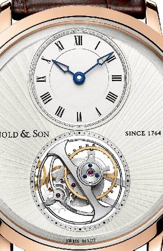 Arnold & Son Instrument Collection UTTE Tourbillon 1UTAR.S01A.C120A