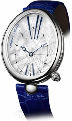 Breguet Reine de Naples Steel Novelties 2013 8967ST/51/986