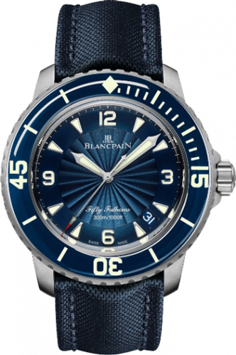 Blancpain Fifty Fathoms Automatique 5015D-1140-52B