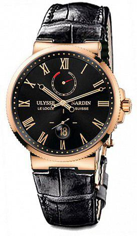 Ulysse Nardin Marine Chronometer Spasskaya Tower LE 43mm 266-61/TOWER