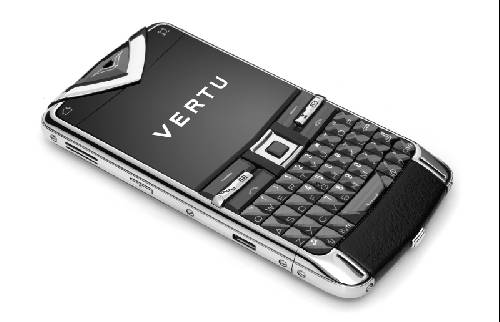 Vertu Constellation Quest Carbon Fibre б/у