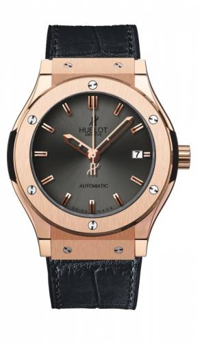Hublot Classic Fusion Gold Silverstone 511.PX.7080.LR