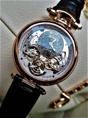 Bovet Amadeo Fleurier Complications Monsieur Virtuoso II AI43006