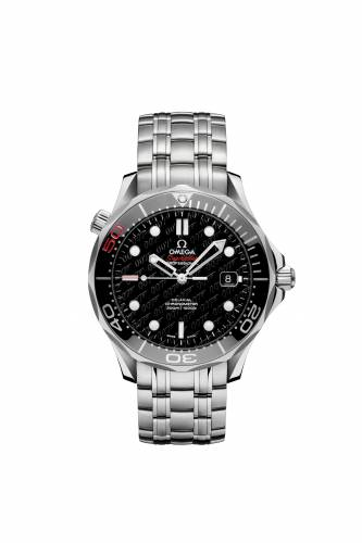 Omega Seamaster James Bond 50th Anniversary Limited Edition 3007 212.30.36.20.51.001
