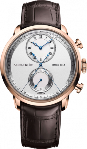 Arnold & Son Instrument Collection Chronograph True Beat 1CHAR.S01A.C120A