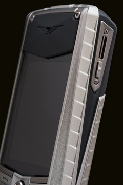 Vertu Ascent X2010 Aluminium Grey
