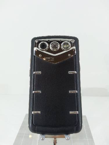 Vertu Constellation Quest Polished Black