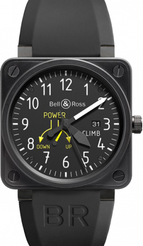 Bell & Ross Aviation Climb BR 01 Climb