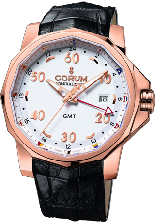 Corum Admiral`s Cup Challenger GMT 44 383.330.55/0081 AA12