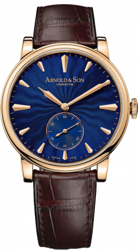 Arnold & Son Royal Collection HMS1 Royal Blue 1LCAP.U02A.C110A