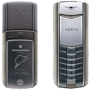Vertu Ascent Nurburgring
