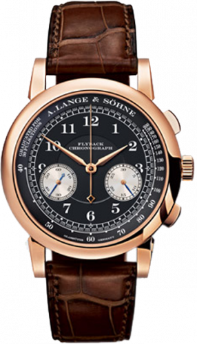 A. Lange & Sohne Архив A. Lange and Sohne 1815 Collection 401 Chronograph 401.031