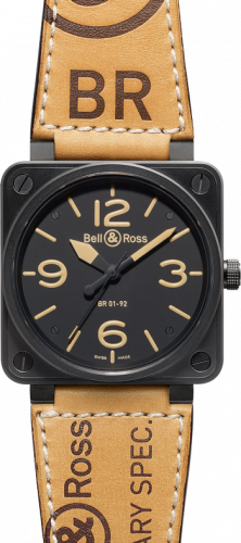 Bell & Ross Aviation BR 01-92 46 mm BR 01-92 Heritage