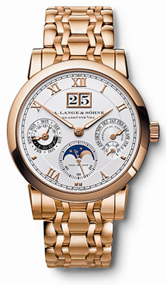 A. Lange & Sohne Архив A. Lange and Sohne Perpetual Calendar 310.232