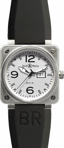 Bell & Ross Aviation BR 01-96 Grande Date 46 mm BR-01-96-S