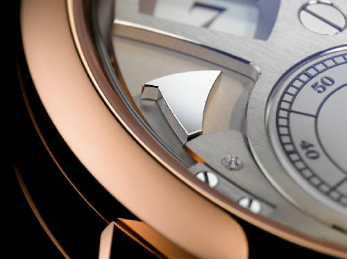 A. Lange & Sohne Lange Zeitwerk Striking Time 145.032