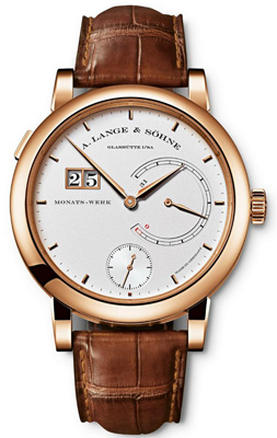 A. Lange & Sohne Lange 31 Big Data 130.032 F