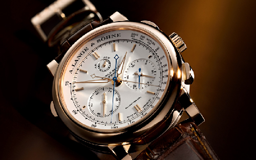 A. Lange & Sohne Double Split Chronograph 404.032
