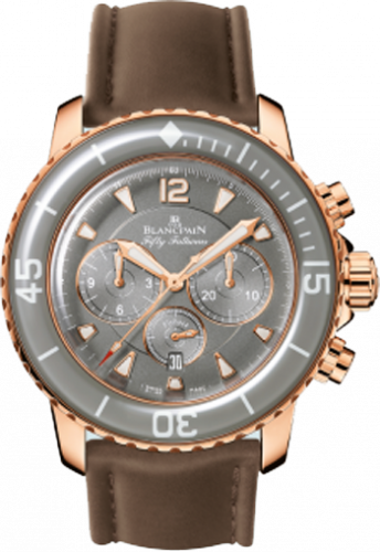 Blancpain Fifty Fathoms Flyback Chronograph 5085F-3634-63
