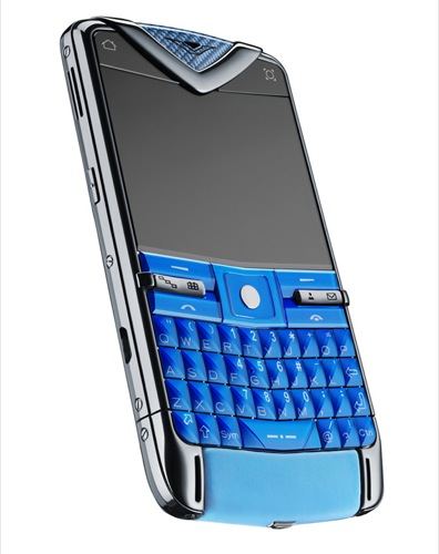 Vertu Constellation Quest Blue