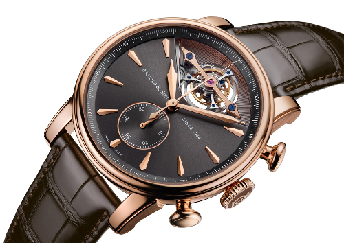 Arnold & Son Royal Collection TEC1 Rose Gold 1CTAR.G01A.C112R