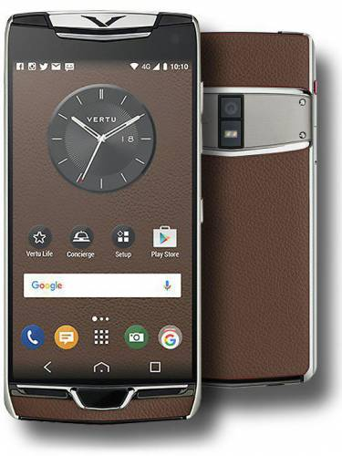 Vertu Constellation X 2017 Walnut