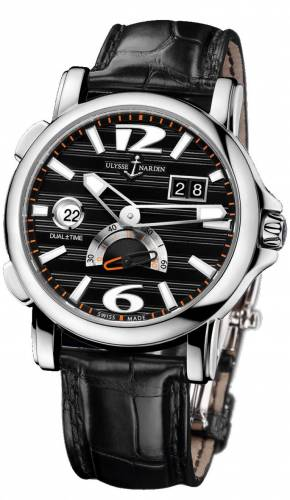 Ulysse Nardin Dual Time 42 mm 243-55/62
