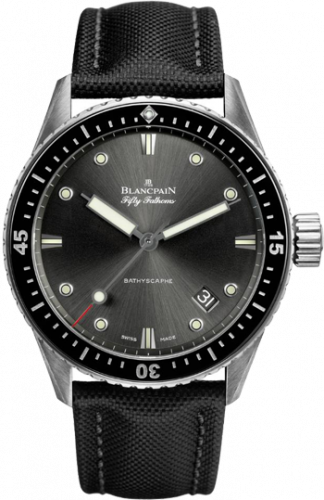Blancpain Fifty Fathoms Bathyscaphe 5000-1110-B52