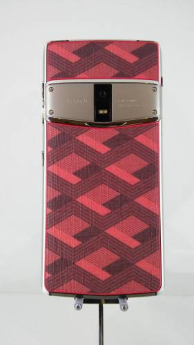 Vertu Constellation X 2017 Red Monogram