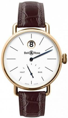 Bell & Ross Vintage WW1 Heure Sautante Pink Gold WW1 Heure Sautante Pink Gold