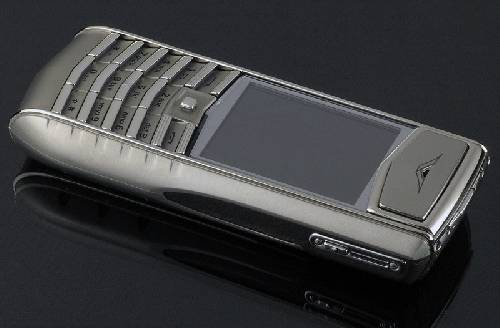 Vertu Ascent Ti Black