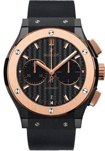 Hublot Classic Fusion Chronograph Ceramic King Gold 521.CO.1781.RX