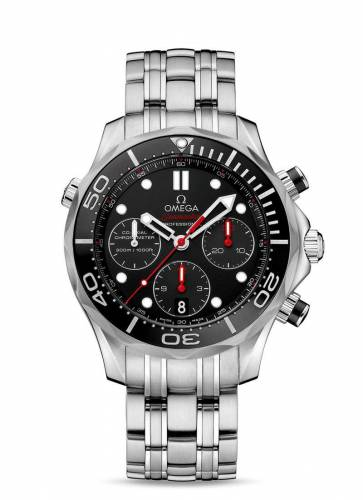 Omega Seamaster Diver 300M CO-AXIAL CHRONOGRAPH 212.30.44.50.01.001