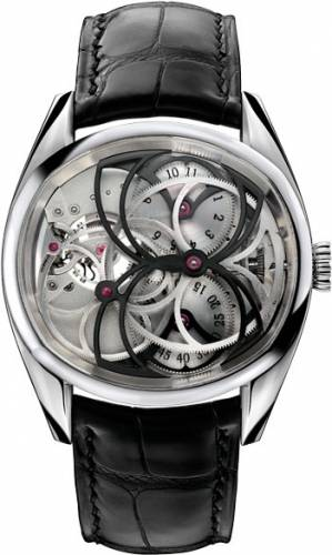 Andreas Strehler All watch The Papillon The Papillon
