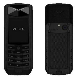 Vertu Ascent X2010 Knurl Black