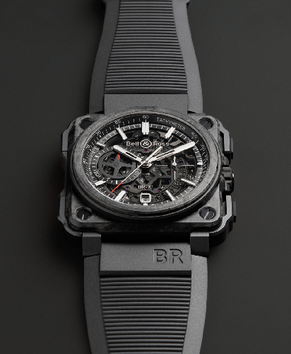 Bell & Ross High-Tech BR-X1 Skeleton Chronograph BRX1-CE-CF-BLACK