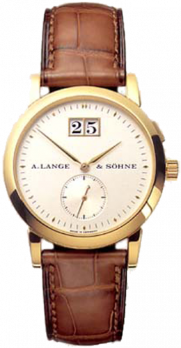 A. Lange & Sohne Архив A. Lange and Sohne Saxonia 105 105.021