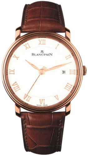 Blancpain Villeret Ultra-Slim Automatic Date 6651-3642-55B