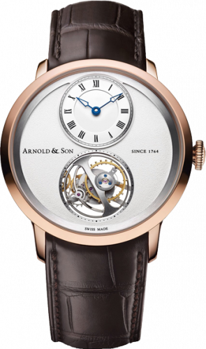 Arnold & Son Instrument Collection Ultra-Thin Tourbillon Red Gold 1UTAR.S02A.C120A